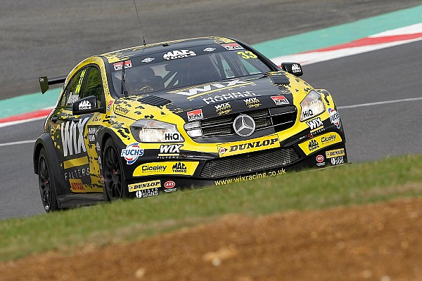 BTCC Morgan to continue in BTCC for 2017 season