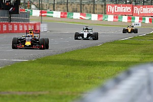Formula 1 Breaking news Wolff: Verstappen move was just 'hard racing'