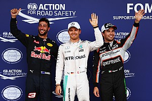 Formula 1 Qualifying report European GP: Rosberg on pole as Hamilton crashes in Q3