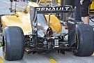 Технический брифинг: изменения заднего крыла и системы охлаждения Renault RE16