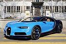 Video: Eerste Bugatti Chiron-exemplaren afgeleverd in Monaco