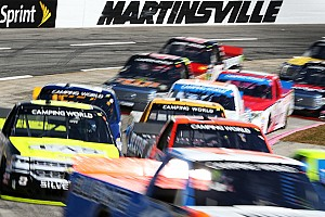 NASCAR Truck Preview Five things to watch for in Saturday's Martinsville Truck race
