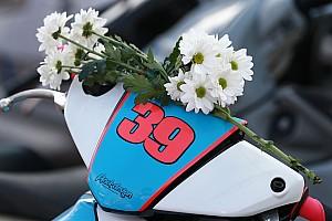 Moto2 BRÉKING Megemlékezhetünk Luis Salomról, az egy éve elhunyt motorosról