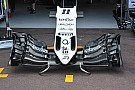Технічний брифінг: Переднє антикрило Force India VJM09