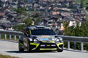 Campionato Italiano WRC Gara Signor e Bernardi conquistano il San Martino di Castrozza e Primiero