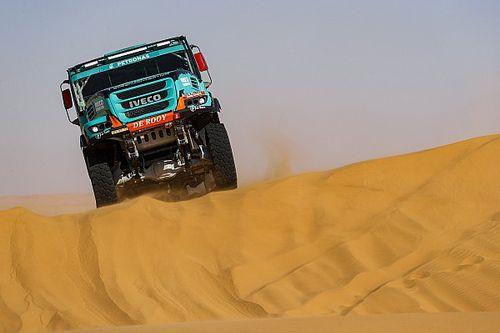 De Rooy deelt plannen voor Dakar: Stacey keert terug, Van den Brink sluit aan