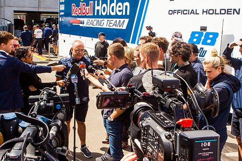 Supercars TV line-up altered for return