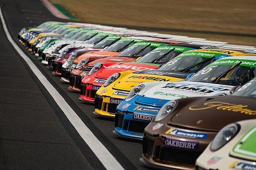 Porsche Cup: Confira os horários e como assistir a etapa de Curitiba