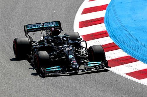 EL2 - Doublé Mercedes, Verstappen en retrait