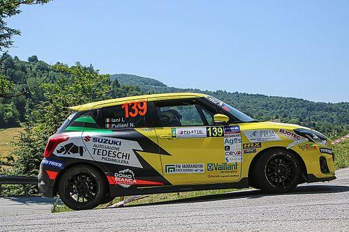 La terra di San Marino attende la Suzuki Rally Cup