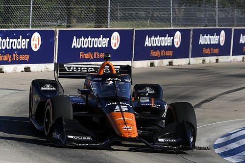 IndyCar - Detroit: O'Ward se lleva la primera pole; Palou, 21º