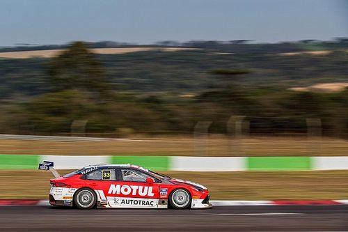 Stock Car: Nelsinho Piquet faz prova de recuperação em Cascavel