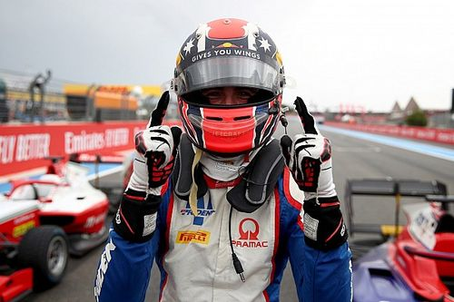 Doohan vence Hauger para ganar por primera vez en F3