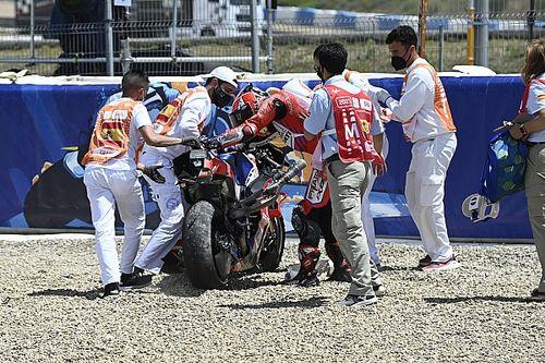 ヘレスのランオフエリア、安全性が十分じゃない? MotoGPライダーから指摘続出