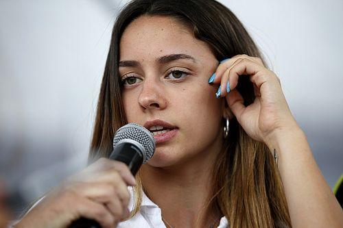 Marta García wicemistrzynią