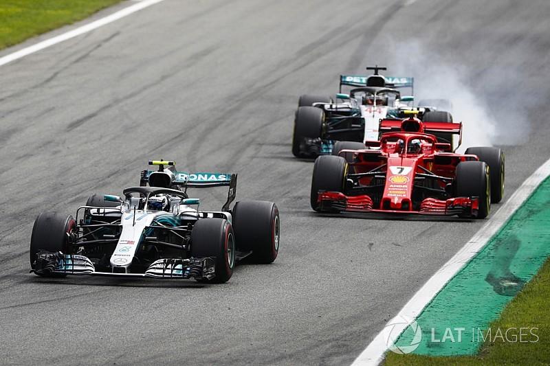 Mercedes zoekt reden voor verandering in 'snelheidspatroon'