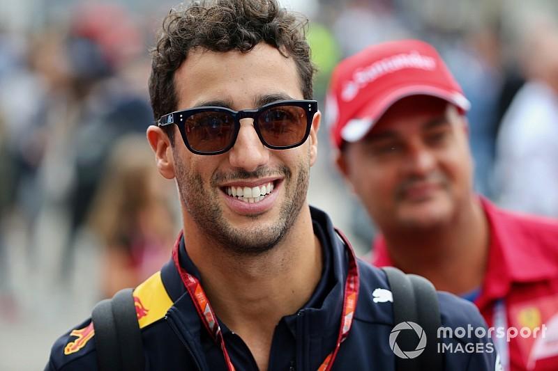 Ricciardo perbesar peluang menang Renault di 2020