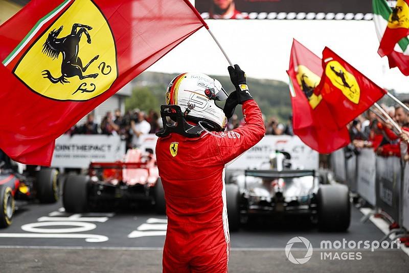 Феттель у листі до Ferrari: Спілкуватимемось краще – й у 2019-му я виступлю на максимумі