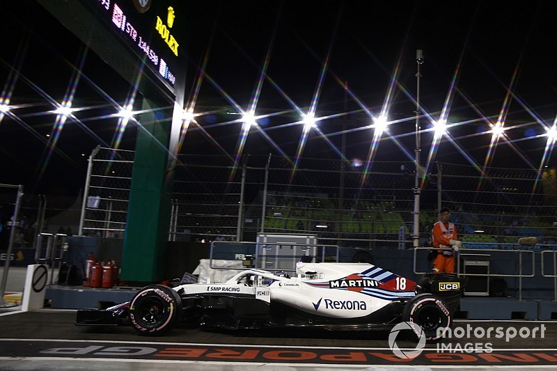 «Гонка стане мукою» - гонщики Williams про перегони в Сінгапурі