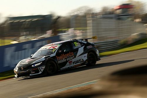 Cammish parts ways with Honda BTCC squad