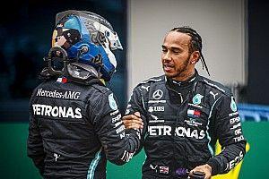 Wolff: Hamilton dicht bij nieuw F1-contract, maar niet voor drie jaar