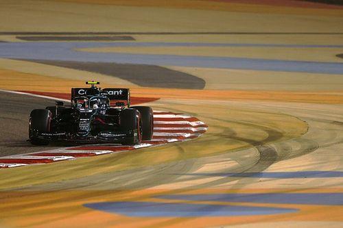 Vettel quedó molesto por su eliminación en Q1 en Bahréin