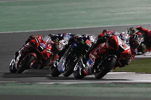 VIDEO: De start van het MotoGP-seizoen in Qatar
