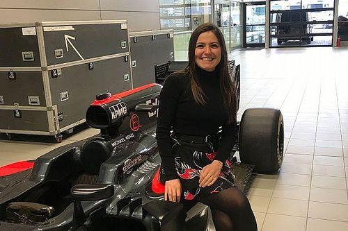 McLaren F1'in Türk mühendisi, bugün F1 aracı hakkında konuşacak