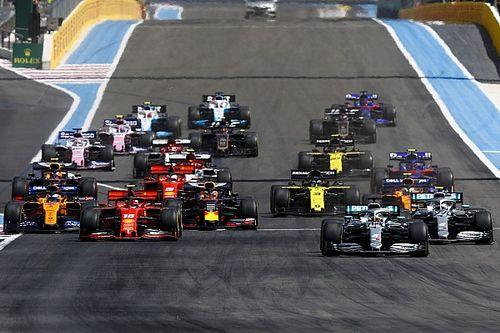 Formule 1 tijdschema: Hoe laat begint de Grand Prix van Frankrijk?