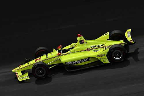 LIVE: 500 Miles d'Indianapolis, Course