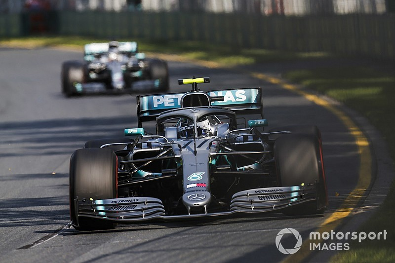 Боттас провів «найкращу гонку в кар'єрі» в Австралії