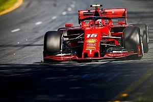 Binotto verdedigt beslissing om Leclerc achter Vettel te houden in Melbourne