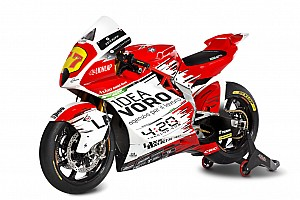 MV Agusta launches bike for grand prix racing return
