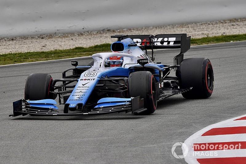 Williams no entra en pánico pero prepara cambios