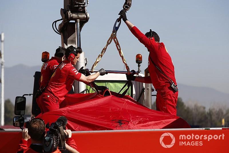 Ferrari change son programme de fin de semaine