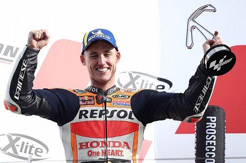 ホンダ移籍後初表彰台は自己最高位! ポル・エスパルガロ「これまでの苦労が報われた」