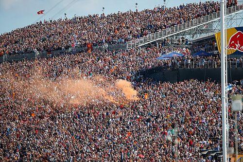 F1 tem 'volta à normalidade' em Austin com 400 mil pessoas e invasão de pista
