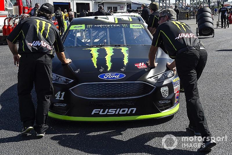 NASCAR in Talladega: Stewart/Haas-Show im Qualifying