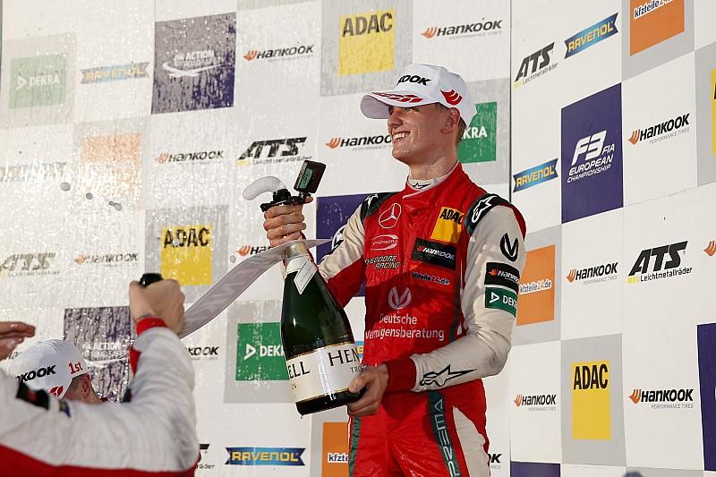 Mick Schumacher az F3-as bajnoki címe után:
