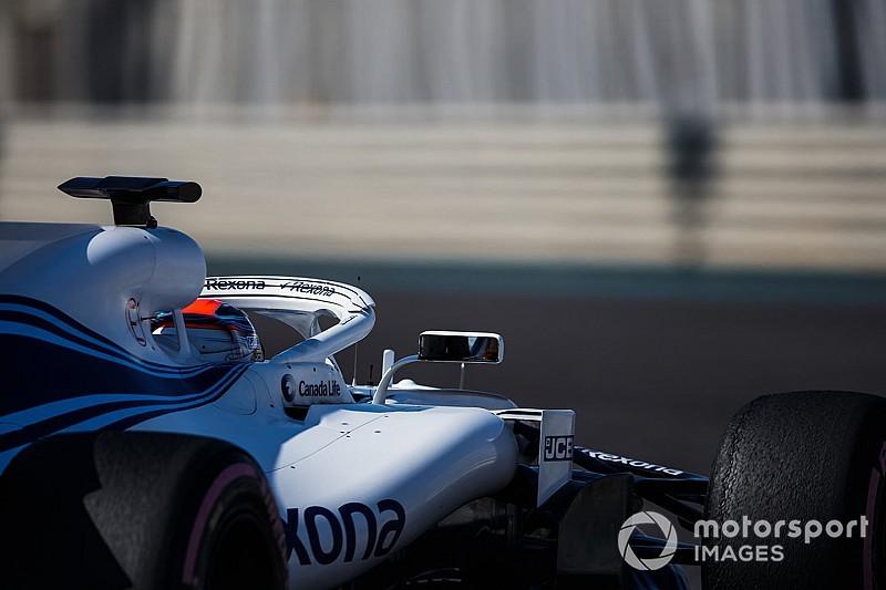 Orlen'in logoları 2019 Williams aracının arka kanadında yer alabilir