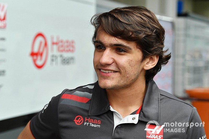 Fittipaldi gets Haas F1 pre-season test runs