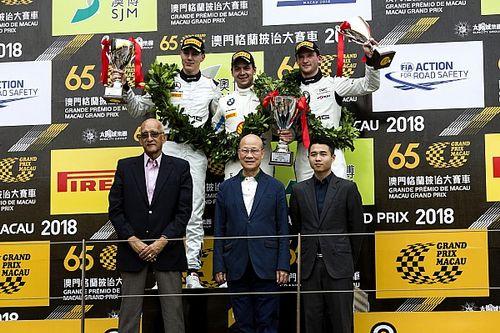 Augusto Farfus domina Copa do Mundo de GT em Macau