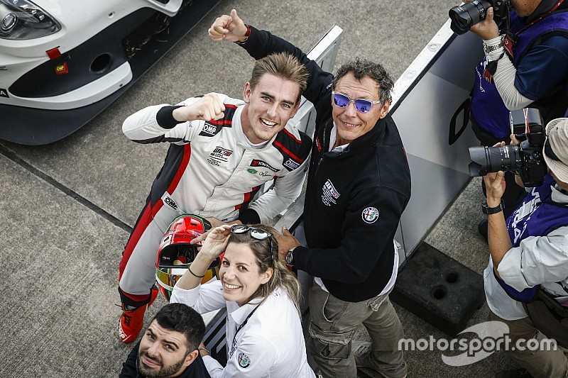 Alfa Romeo ancora a podio con Ceccon:
