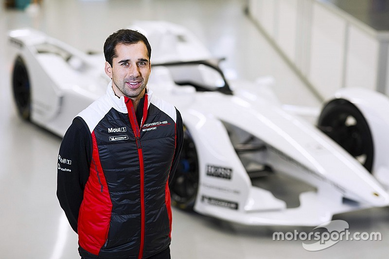 A Porsche bejelentette az első FE-versenyzőjét