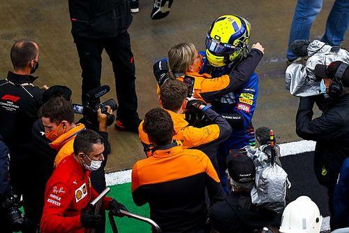 Q4: Veja repercussão da pole position de Norris na Rússia