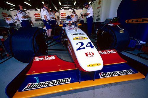 一度もグリッドにつかずに撤退した幻のF1チーム『マスターカード・ローラ』
