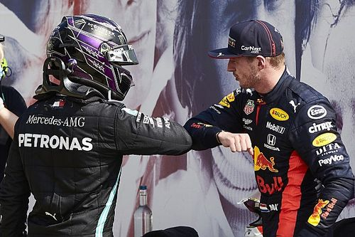 """Wolff: """"Per il Mondiale ci sono anche Verstappen e la Red Bull"""""""