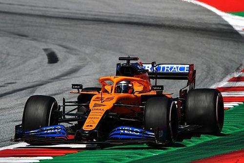 """Sainz: """"Norris ve McLaren için mutluyum"""""""