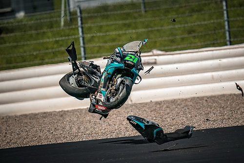 No change to Spielberg Turn 2 after horror MotoGP crash