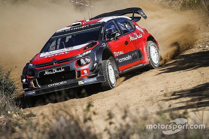 Sebastien Loeb: Trotz Citroen-WRC-Test auf Schotter nichts entschieden
